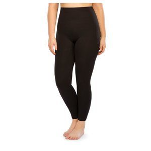 Spanx high rise look at me now leggings black XL